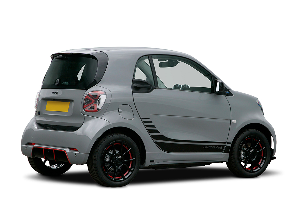 smart Fortwo Coupe 60kW EQ Premium 17kWh 2dr Auto 22kWCh