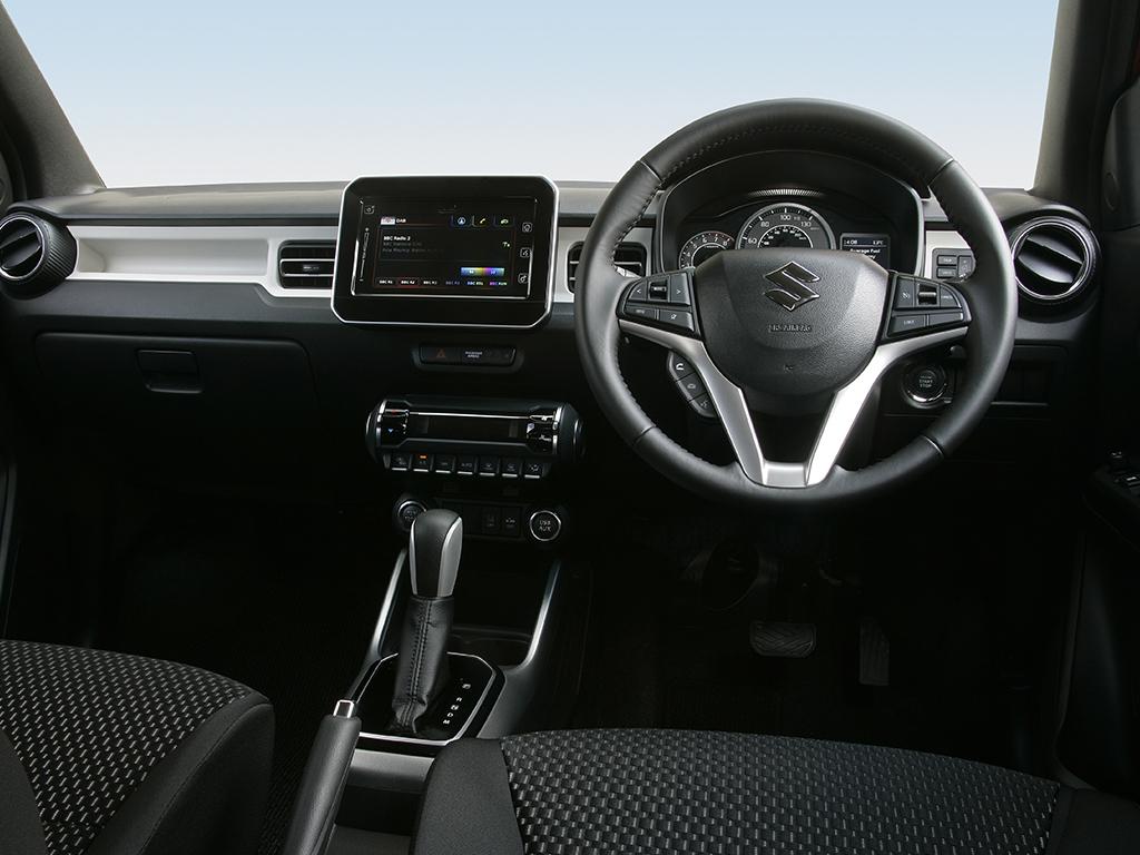 Suzuki Ignis 1.2 Dualjet 12V Hybrid SZ5 5dr CVT