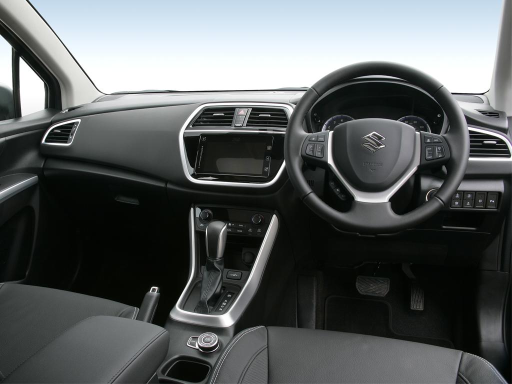 Suzuki SX4 S-Cross 1.4 Boosterjet 48V Hybrid SZ4 5dr
