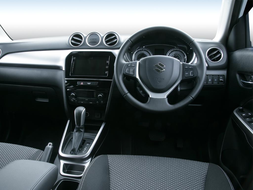 Suzuki Vitara 1.4 Boosterjet 48V Hybrid SZ-T 5dr Auto