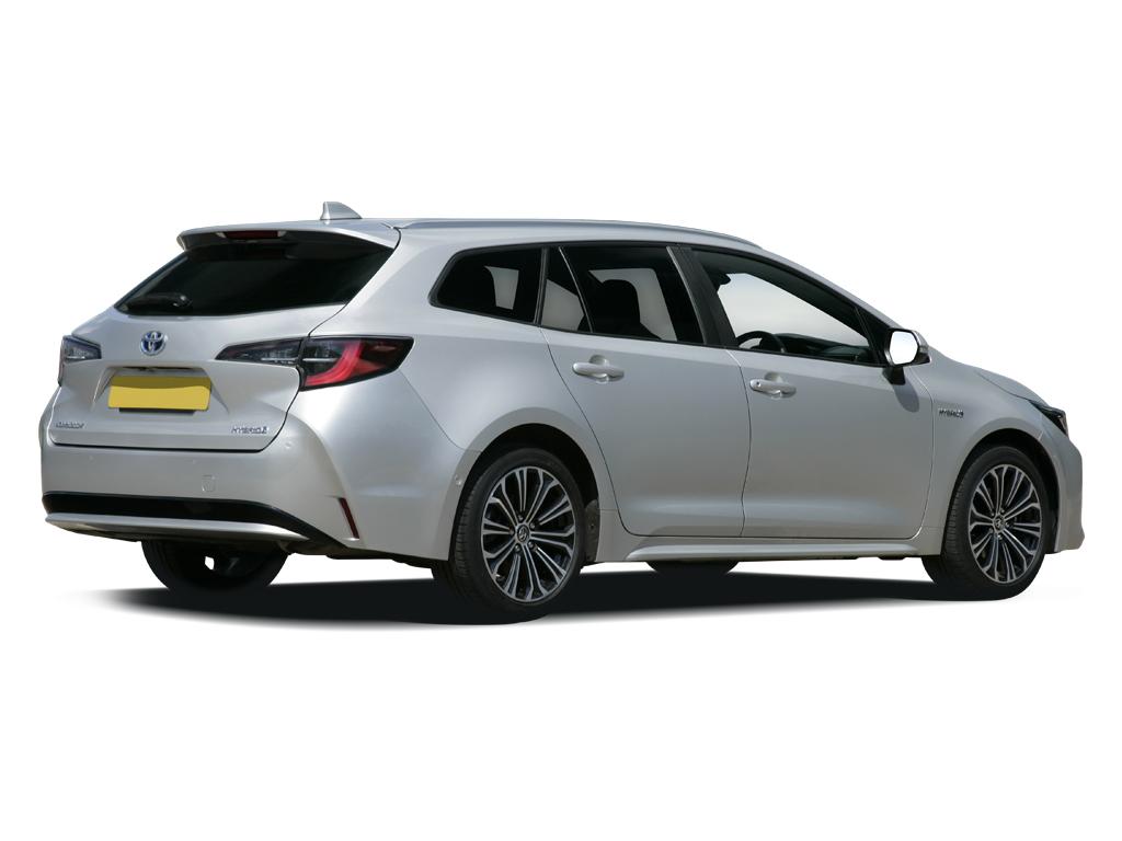 Toyota Corolla 2.0 VVT-i Hybrid Design 5dr CVT