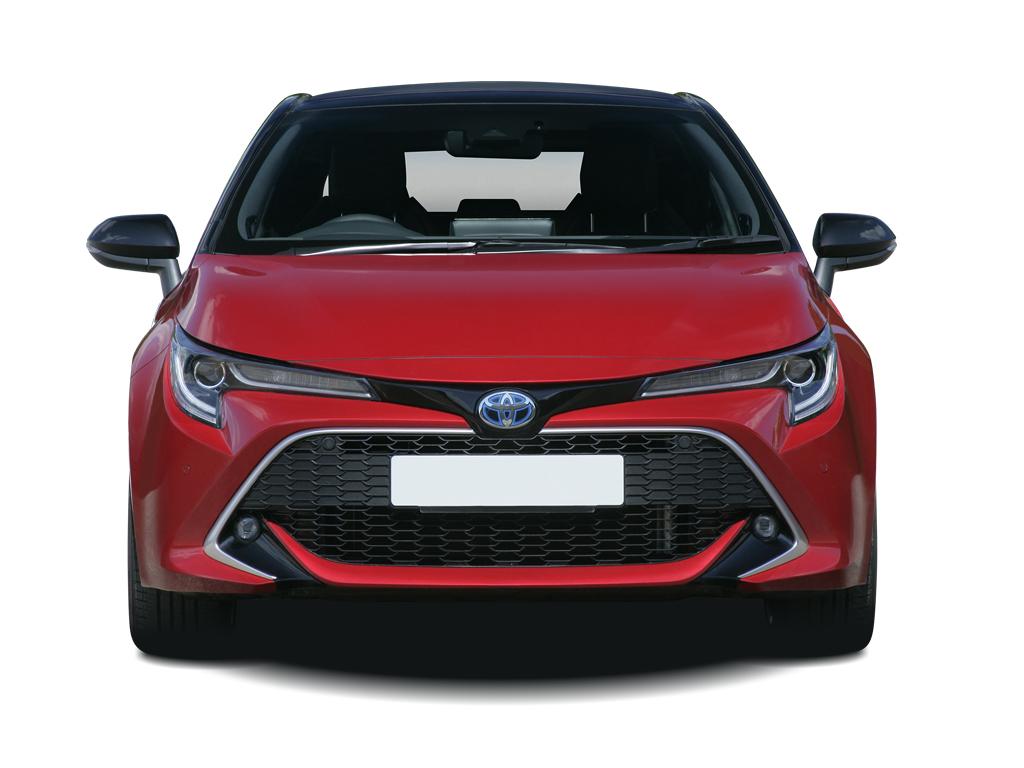 Toyota Corolla 1.8 VVT-i Hybrid GR Sport 5dr CVT Bi-tone