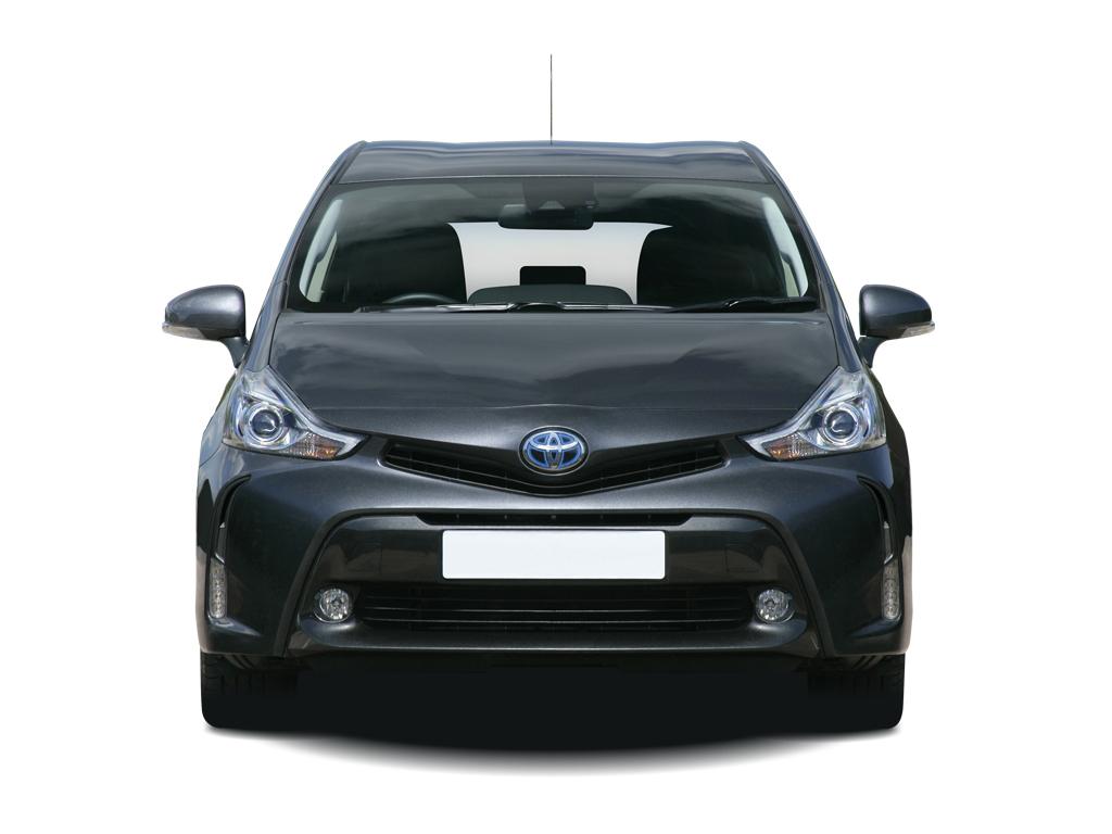 Toyota Prius+ 1.8 VVTi Excel TSS 5dr CVT Auto