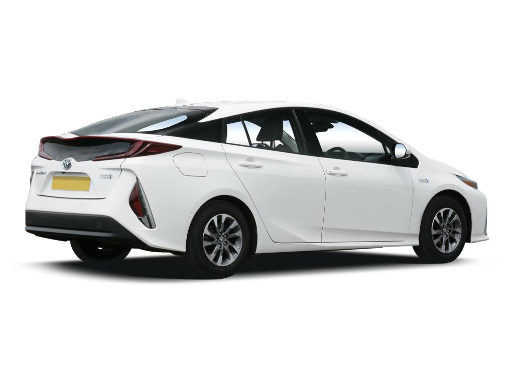 Toyota Prius 1.8 VVTi Business Ed Plus 5dr CVT 15 inch alloy