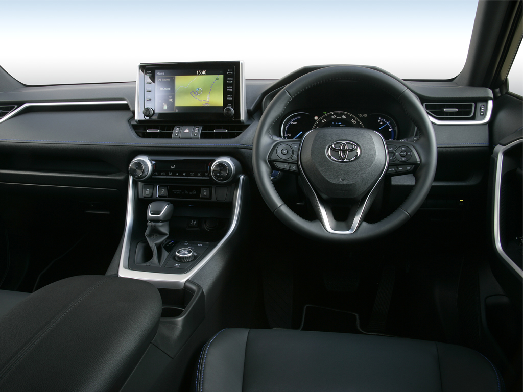Toyota RAV4 2.5 VVT-i Hybrid Excel 5dr CVT JBL + PVM