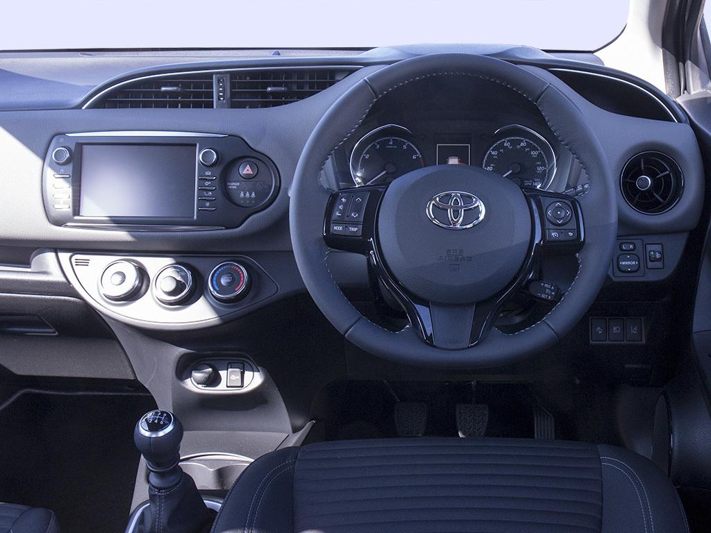 Toyota Yaris 1.5 VVT-i Y20 5dr Mono-tone