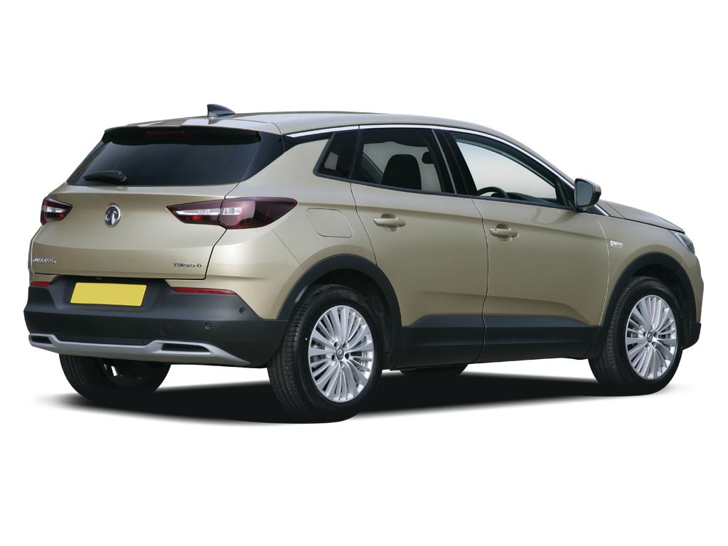 Vauxhall Grandland X 1.6 Hybrid Business Edition Nav 5dr Auto