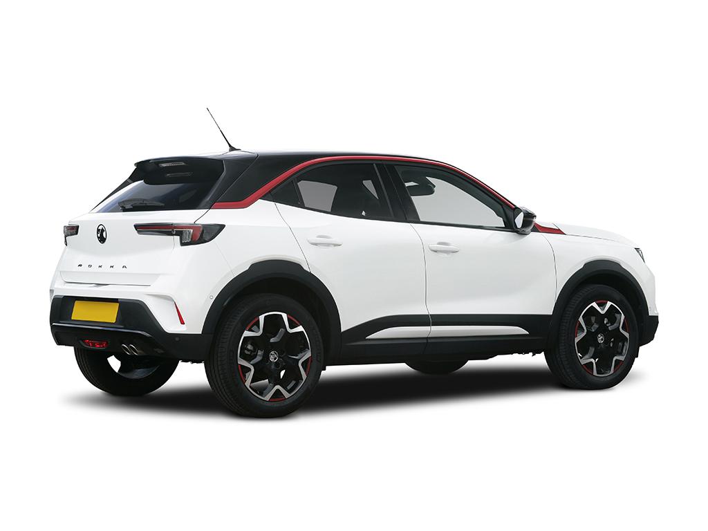 Vauxhall Mokka 1.2 Turbo 100 Elite Nav Premium 5dr