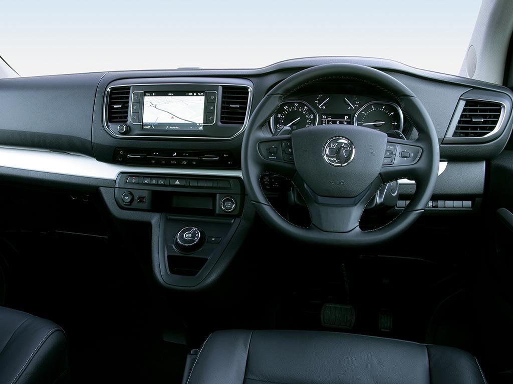 Vauxhall Vivaro-E Life 100kW Elite L 50kWh 5dr Auto 11kWCh