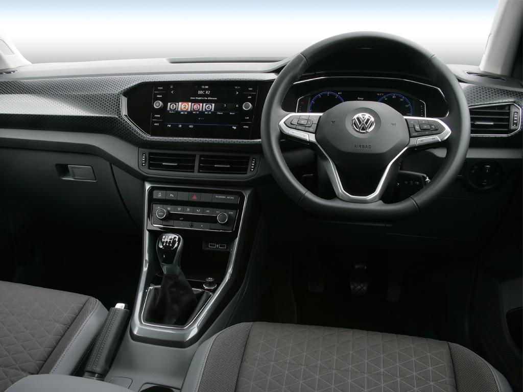 Volkswagen T-Cross 1.0 TSI SE 5dr