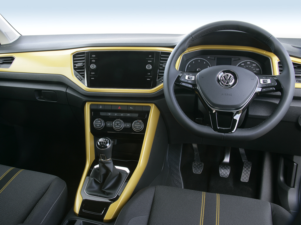 Volkswagen T-ROC 1.5 TSI EVO Black Edition 5dr DSG