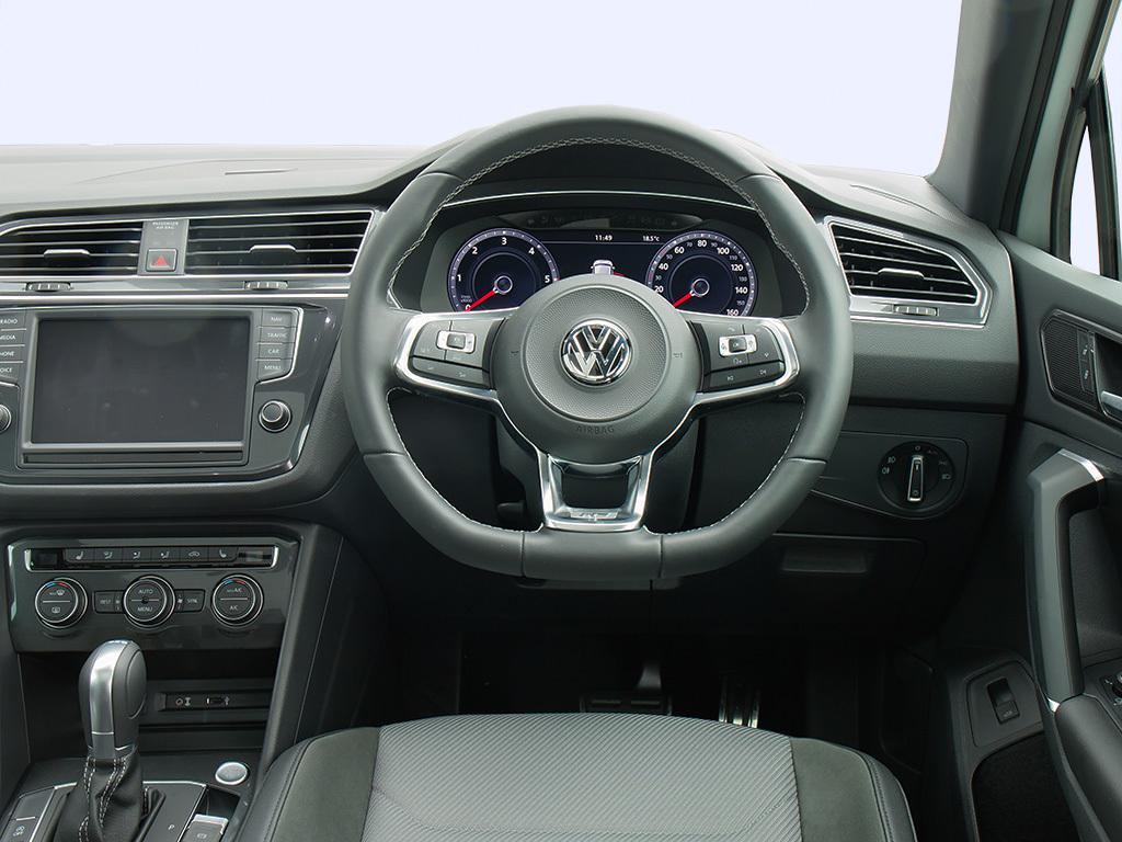 Volkswagen Tiguan 2.0 TDi 150 SEL 5dr