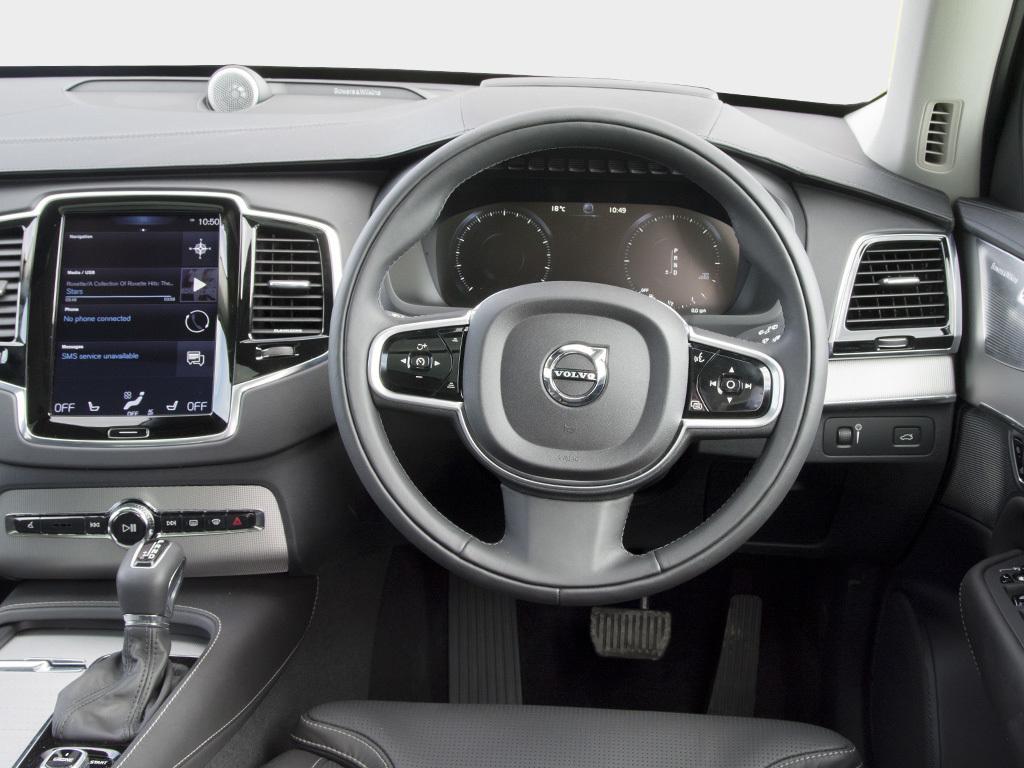 Volvo XC90 2.0 B6P 300 R DESIGN Pro 5dr AWD Geartronic